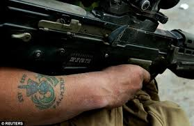 british army lifts ban on hand and neck tattoos after struggling