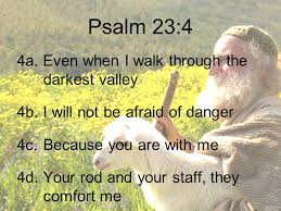 Your Rod And Your Staff Comfort Me The Lord My Shepherd Psalm 23 The Lord My Shepherd Psalm Ppt Download