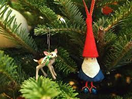 felt gnome ornament what i do