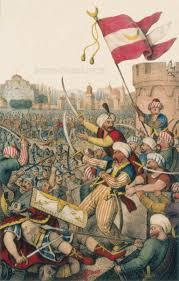 Byzantine Ottoman Science Source Byzantine Ottoman Wars Constantinople Falls 1453