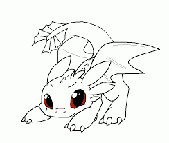 baby dragon coloring pages download print free