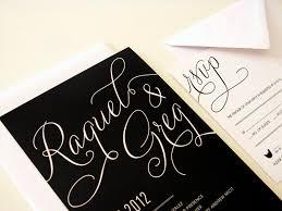 black wedding invitations black and pink wedding invites real washington dc inspired wedding
