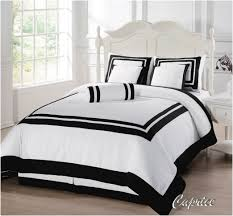 comforters ideas fabulous black and white queen comforter