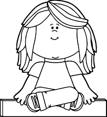 kid sitting on math minus symbol kids coloring page wecoloringpage