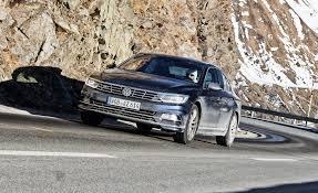 2017 volkswagen passat 2 0t euro spec u2013 review u2013 car and driver
