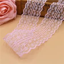 lace ribbon wholesale wholesale 10 yards light pink lace ribbon 45mm lace trim