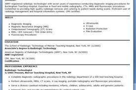 Radiologic Technologist Resume Examples Custom Dissertation Methodology Ghostwriter Services Ca Cna Entry