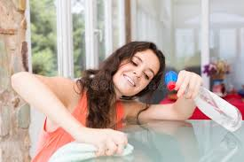 Cleaning Table Stock Images Royalty by Cleaning Table Stock Photo Image 47662733