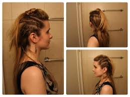 hair styles for viking ladyd hair inspired by the vikings lathgertha youtube