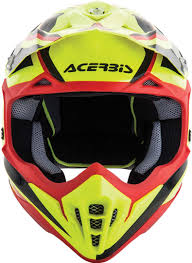 yellow motocross helmet acerbis impact 3 0 motocross helmet helmets offroad black yellow