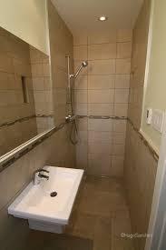 Doorless Shower For Small Bathroom Bathroom Bathroom Shower - Open shower bathroom design