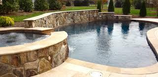 charlotte pool builder gunite pool vinyl liner