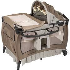 baby trend nursery center playard deluxe havenwood walmart com