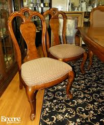 Thomasville Dining Room Chairs Encore Furniture Gallery Thomasville British Gentry Dining Table 6
