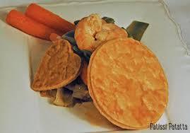 comment cuisiner des crevettes patissi patatta crevettes et légumes en feuilleté