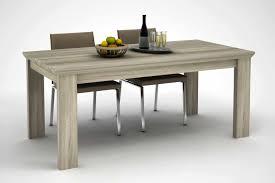 Table De Cuisine En Verre Avec Rallonge by Table Sejour Pas Cher Table Basse Plateau Verre Pied Bois