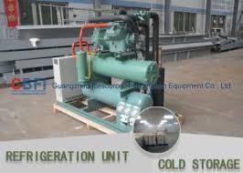 compresseur chambre froide unité de refroidissement de compresseur de l allemagne bitzer de la