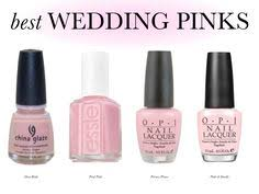 opi wedding colors not going to do acrylics for the big day just my nails