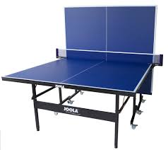 portable table tennis table inside table tennis table
