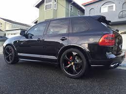Porsche Cayenne With Rims - 2008 porsche cayenne gts black black rennlist porsche