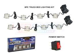8pc truck bed light kits find the best price at ledglow
