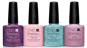 preview cnd holiday 2015 aurora collection shellac 14 day color
