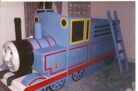 Toddler Train Bed Set by Thomas The Tank Bed Set Friends Wooden Railway Coal Hopper Figure