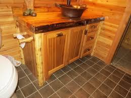 mrs wilkes dining room savannah bathroom cabinets peterson custom rustic cedar vanity haammss