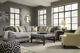 Chenille Sectional Sofa With Chaise Living Room Coaster Furniture Chenille And Leather Sofa Blue