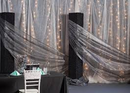 How To Drape Fabric From The Ceiling Decorative Fabrics Drapping Fabrics For Parties U0026 Dances Stumps