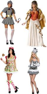 city costumes dresses for