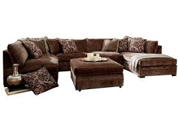 living room sectionals walter e smithe furniture and design godfrey modular sectional