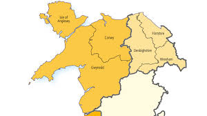 Map Of Wales Why Does The Welsh Council Map Keep Changing Wales Itv News