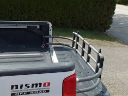nissan frontier bed rack nissan frontier bed extender 80 softopper for bed 600 in box