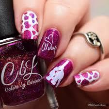 valentine u0027s day nail art polish and paws