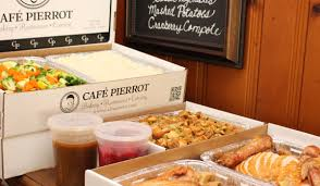thanksgiving dinners available from pierrot catering events