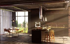 industrial lofts fall in love with this industrial loft design
