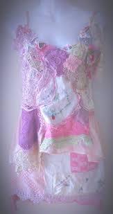 Shabby Chic Skirts by 41 Best Upcycled Boho Vintage Slip Dresses Images On Pinterest