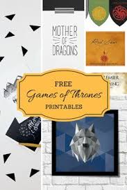 game of thrones premiere party planning tips u0026 free download