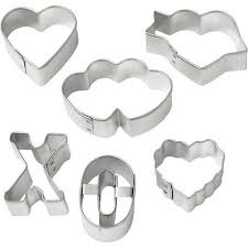 cookie cutters bakers accents