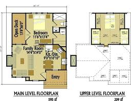 small floor plans cottages plans cabin house plans with loft for cabins and small houses