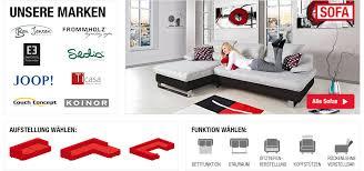 sofa konfigurator sofa marken herrlich sofa kaufen im onlineshop 78809 haus ideen
