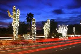 best places to see christmas lights in phoenix
