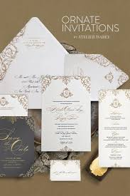 Wedding Invitation Cards In Nigeria 33 Best Wedding Invitations Ornate Images On Pinterest