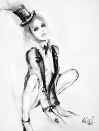 fashion illustrator fiona maclean jute fashion magazine