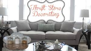 what i found at the thrift store home decorating ideas mini haul