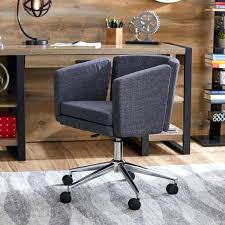 Desk Armchair Design Ideas Desk Chairs Young Oat Fabric Desk Chair Office Without Wheels