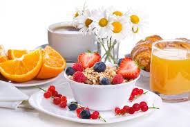 breakfast fruits food flower coffee hd wallpaper