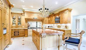 Clive Christian OBE Reveals The Secrets Of A Party Kitchen - Clive christian kitchen cabinets