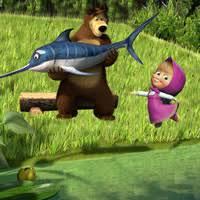masha bear games play free game game